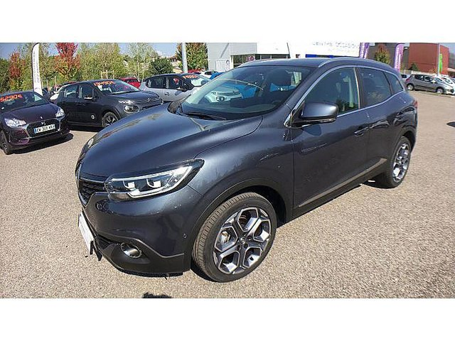 renault kadjar 1 6 dci 130ch energy intens occasion bourg en bresse 20 990. Black Bedroom Furniture Sets. Home Design Ideas