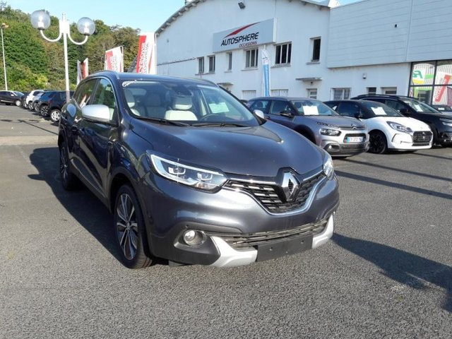 outlet the cheapest new lifestyle RENAULT Kadjar d'occasion1.3 TCe 160ch FAP Armor Lux