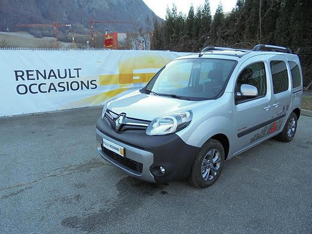 renault kangoo 1 5 dci 110ch energy extrem euro6 occasion st jean de maurienne 14 490. Black Bedroom Furniture Sets. Home Design Ideas