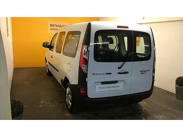 renault kangoo maxi 1 5 dci 110ch cabine approfondie extra r link edc euro6 occasion vitry sur. Black Bedroom Furniture Sets. Home Design Ideas