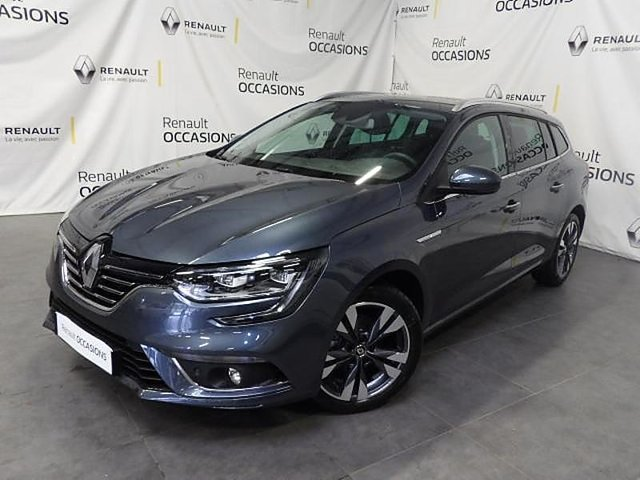 renault megane estate 1 5 dci 110ch energy intens edc occasion annemasse 23 490. Black Bedroom Furniture Sets. Home Design Ideas