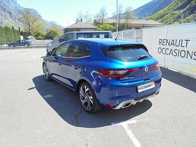 renault megane 1 6 tce 205ch energy gt edc occasion st jean de maurienne 26 490. Black Bedroom Furniture Sets. Home Design Ideas