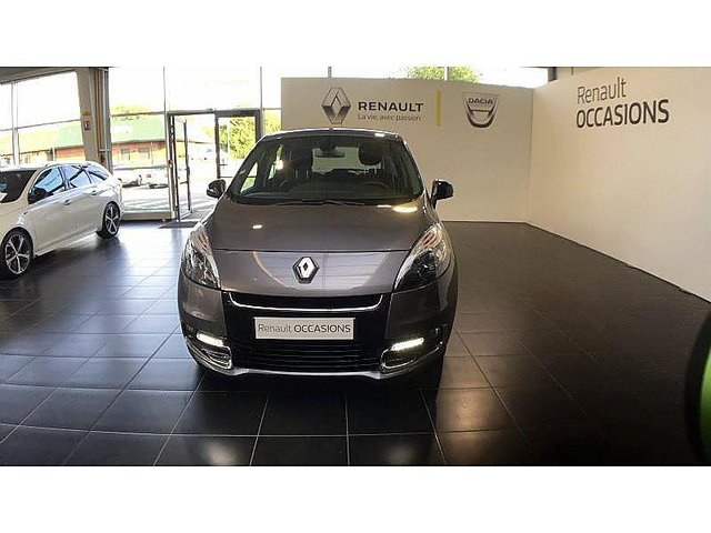 renault scenic 1 6 dci 130ch energy bose eco occasion arras 12 490. Black Bedroom Furniture Sets. Home Design Ideas