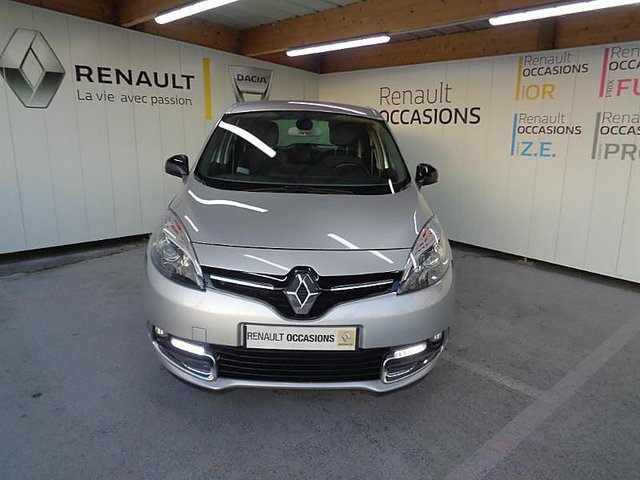 renault scenic 1 5 dci 110ch energy bose eco occasion arras 13 490. Black Bedroom Furniture Sets. Home Design Ideas