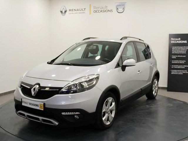 renault scenic 1 5 dci 110ch energy zen eco 2015 occasion arras 15 490. Black Bedroom Furniture Sets. Home Design Ideas