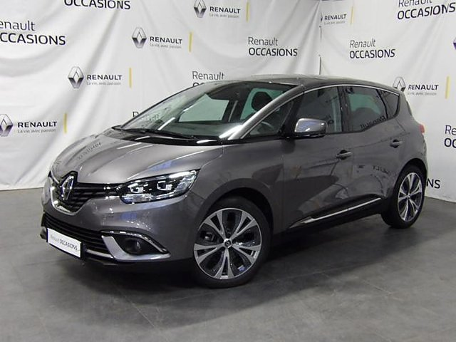 renault scenic 1 2 tce 130ch energy intens occasion st jean de maurienne 23 990. Black Bedroom Furniture Sets. Home Design Ideas
