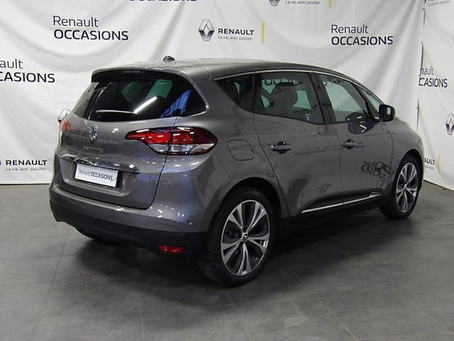 renault scenic 1 2 tce 130ch energy intens occasion annemasse 22 990. Black Bedroom Furniture Sets. Home Design Ideas