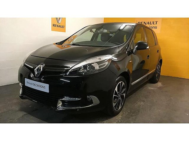 renault scenic 1 5 dci 110ch energy bose eco 2015 occasion meaux 13 600. Black Bedroom Furniture Sets. Home Design Ideas