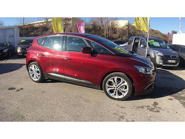 renault scenic 1 2 tce 130ch energy business occasion pertuis 20 990. Black Bedroom Furniture Sets. Home Design Ideas