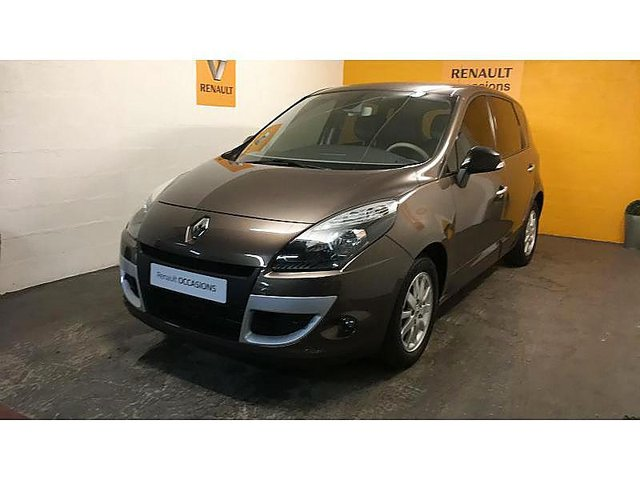 renault scenic 1 9 dci 130ch fap exception occasion vitry sur seine 10 990. Black Bedroom Furniture Sets. Home Design Ideas