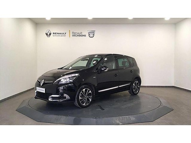 renault scenic 1 6 dci 130ch energy bose euro6 2015 occasion arras 15 990. Black Bedroom Furniture Sets. Home Design Ideas