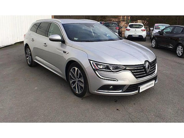 renault talisman estate 1 6 dci 130ch energy intens edc occasion epernay 28 600. Black Bedroom Furniture Sets. Home Design Ideas