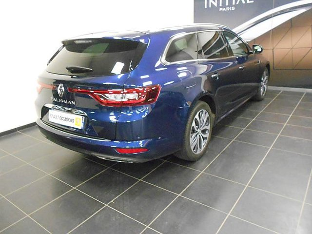 renault talisman estate 1 6 dci 130ch energy intens edc. Black Bedroom Furniture Sets. Home Design Ideas