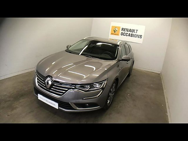 renault talisman estate 1 6 dci 160ch energy intens edc