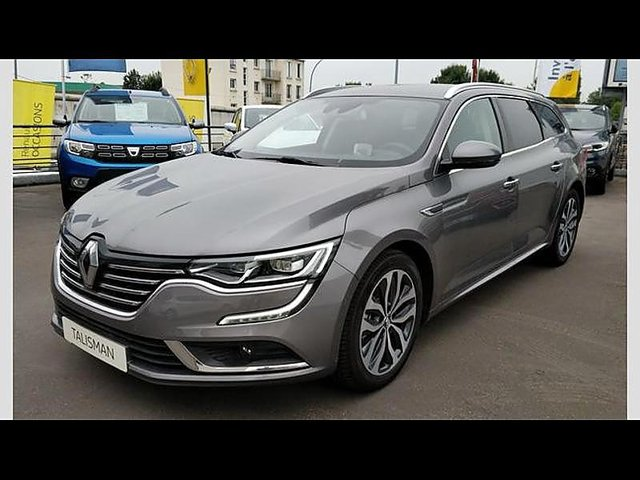 renault talisman estate 1 6 dci 160ch energy intens edc occasion reims 28 990. Black Bedroom Furniture Sets. Home Design Ideas
