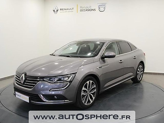 renault talisman 1 6 dci 130ch energy intens edc occasion les pavillons sous bois 27 590. Black Bedroom Furniture Sets. Home Design Ideas