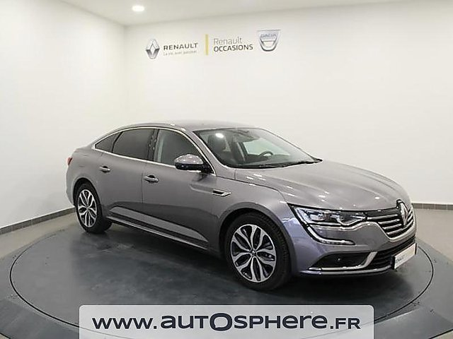 renault talisman 1 6 dci 130ch energy intens edc occasion meaux 24 600. Black Bedroom Furniture Sets. Home Design Ideas