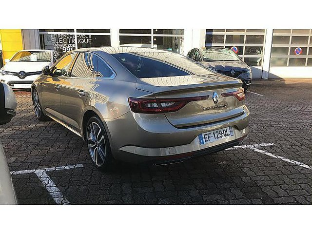 renault talisman 1 6 dci 130ch energy intens occasion meaux 17 490. Black Bedroom Furniture Sets. Home Design Ideas