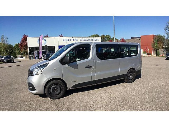 renault trafic l2 1 6 dci 125ch energy zen 8 places occasion annemasse 20 990. Black Bedroom Furniture Sets. Home Design Ideas