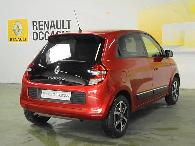 renault twingo 0 9 tce 90ch energy intens occasion annemasse 9 990. Black Bedroom Furniture Sets. Home Design Ideas