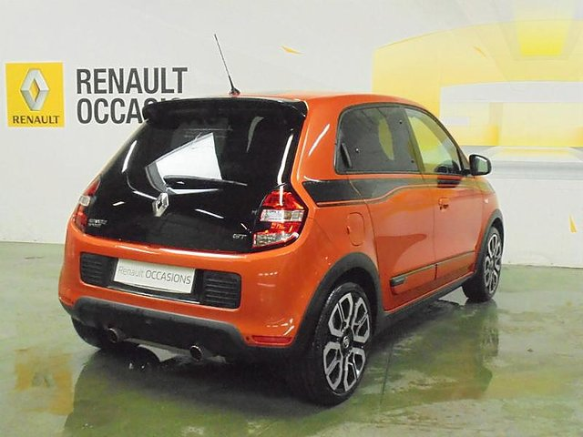 renault twingo 0 9 tce 110ch gt occasion annemasse 13 290. Black Bedroom Furniture Sets. Home Design Ideas
