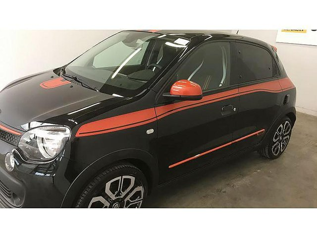 renault twingo 0 9 tce 110ch gt edc occasion meaux 15 980. Black Bedroom Furniture Sets. Home Design Ideas