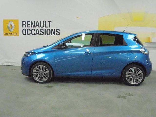 renault zoe intens charge rapide type 2 occasion st jean. Black Bedroom Furniture Sets. Home Design Ideas