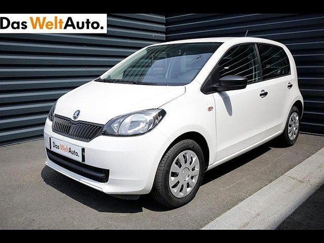 occasion skoda citigo vezin le coquet 35 39847 km en vente. Black Bedroom Furniture Sets. Home Design Ideas