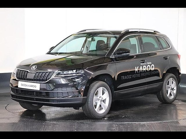 skoda karoq 2017 en vente metz 57 en stock. Black Bedroom Furniture Sets. Home Design Ideas