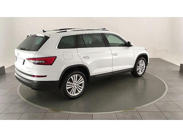 skoda kodiaq 2 0 tdi 150 scr style 4x4 dsg 7 places occasion niort 34 990. Black Bedroom Furniture Sets. Home Design Ideas