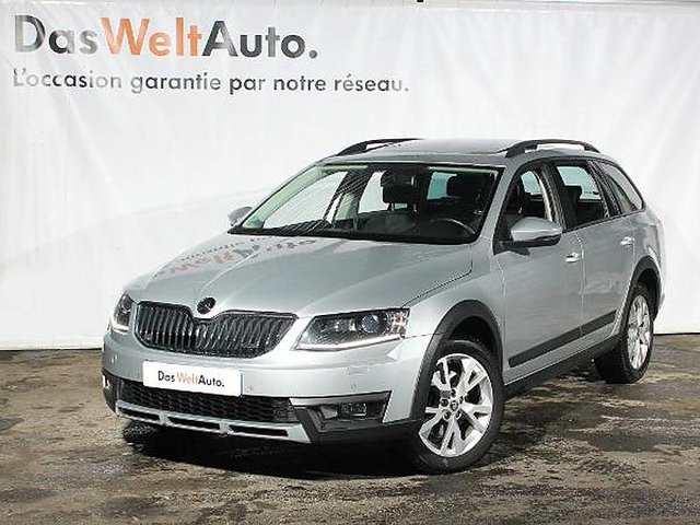 occasion skoda octavia combi toulon sur allier 03 103801 km en vente. Black Bedroom Furniture Sets. Home Design Ideas
