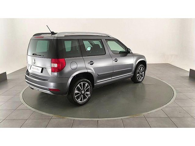 skoda yeti 2 0 tdi 110 scr drive green tec 4x2 occasion niort 16 990. Black Bedroom Furniture Sets. Home Design Ideas