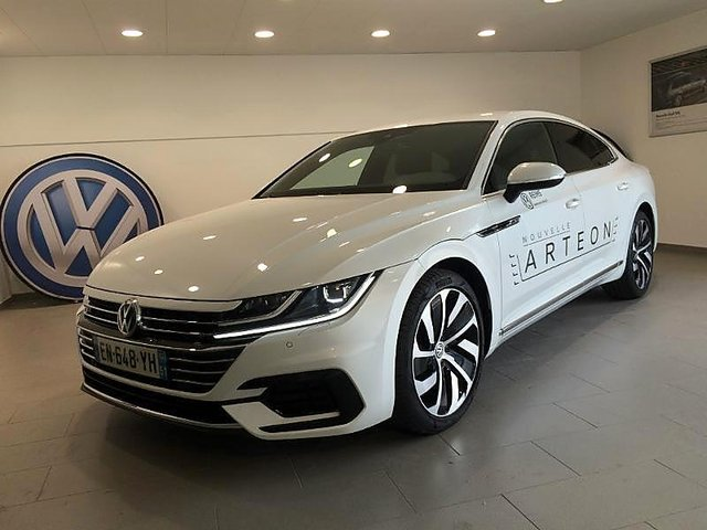 achat volkswagen arteon de d monstration 2 0 tdi 150ch bluemotion technology r line dsg7 39. Black Bedroom Furniture Sets. Home Design Ideas