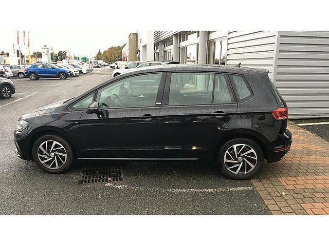 volkswagen golf sportsvan 1 0 tsi 110ch bluemotion technology connect occasion chatellerault. Black Bedroom Furniture Sets. Home Design Ideas