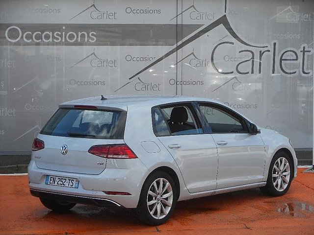 occasion volkswagen golf aubiere 63 27124 km en vente. Black Bedroom Furniture Sets. Home Design Ideas