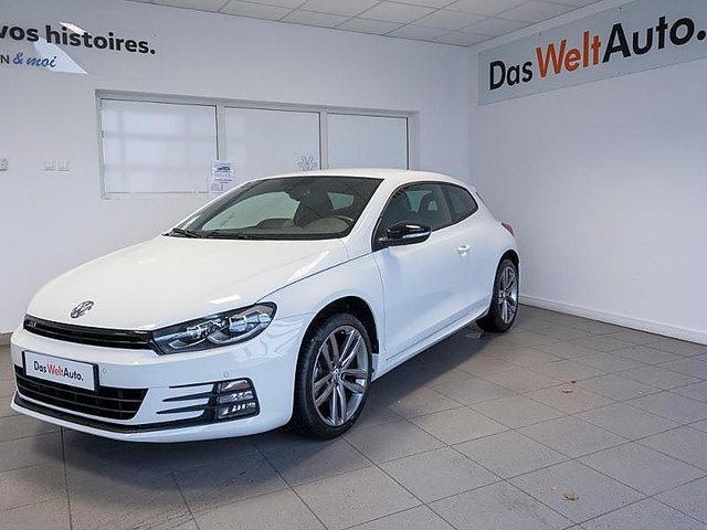 occasion volkswagen scirocco laxou 54 11000 km en vente. Black Bedroom Furniture Sets. Home Design Ideas