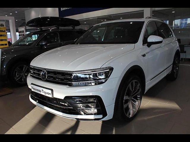 volkswagen tiguan 2018 en vente toulon sur allier 03 en stock. Black Bedroom Furniture Sets. Home Design Ideas