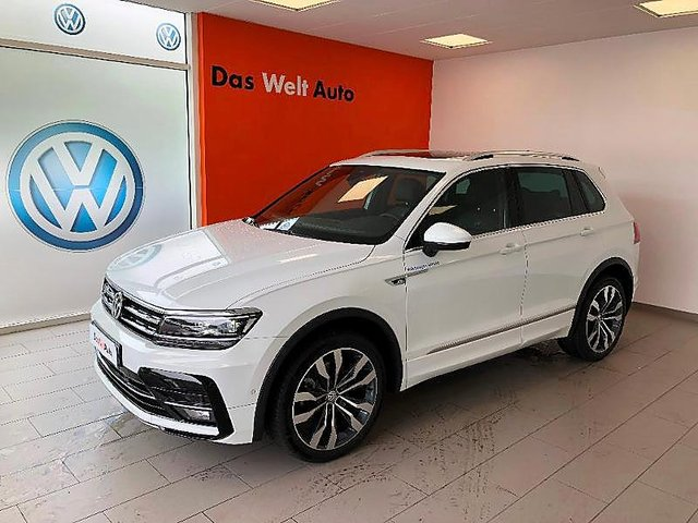 volkswagen tiguan 2018 en vente rivery 80 en stock. Black Bedroom Furniture Sets. Home Design Ideas