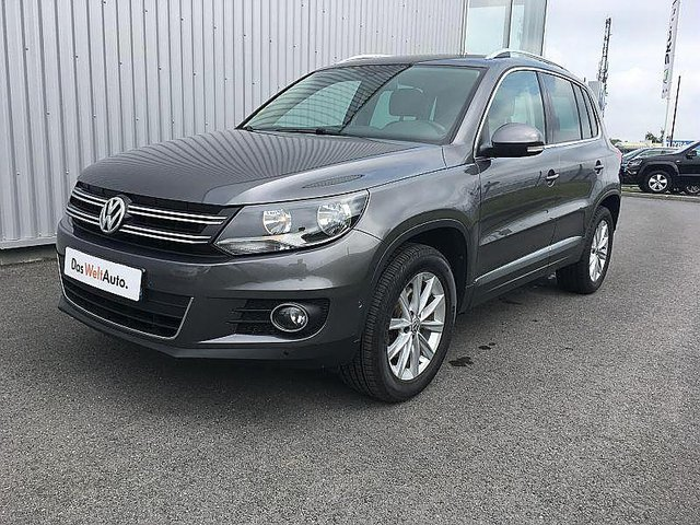 volkswagen tiguan 2 0 tdi 140ch bluemotion technology fap carat 4motion occasion reims 16 792. Black Bedroom Furniture Sets. Home Design Ideas
