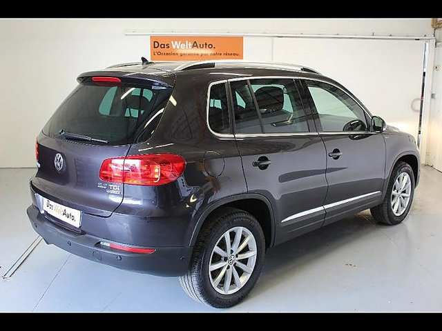 occasion volkswagen tiguan rivery 80 99548 km en vente. Black Bedroom Furniture Sets. Home Design Ideas