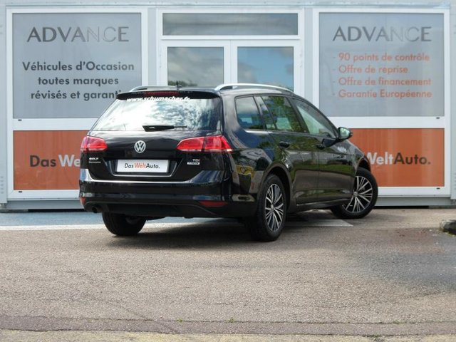 volkswagen golf sw 2016 en vente mantes la jolie 78 en stock achat 21 900 annonce n. Black Bedroom Furniture Sets. Home Design Ideas