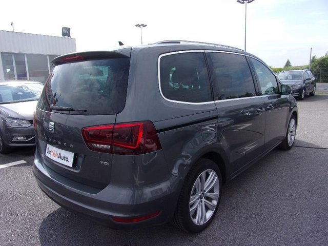 Occasion seat alhambra chambourcy 78 29851 km en vente for Garage volkswagen 78 chambourcy