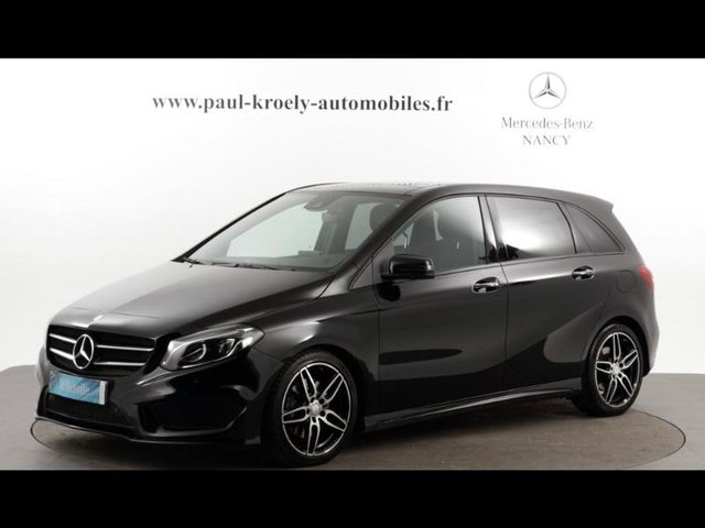 Mercedes Benz Classe B 2015 220 D Fascination 7g Dct Occasion Par Http Www Smart Nancy Fr