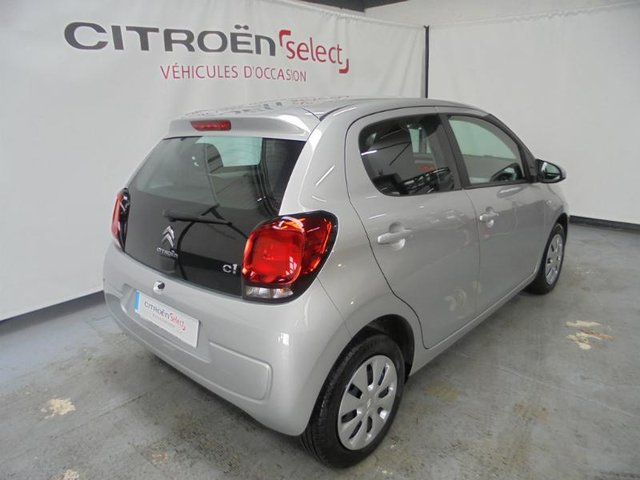 occasion citroen c1 evreux 27 8561 km en vente 9 490 annonce n 170712. Black Bedroom Furniture Sets. Home Design Ideas