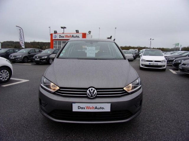 occasion volkswagen golf sportsvan orgeval 78 30500 km en vente 18 900 annonce n advc45038. Black Bedroom Furniture Sets. Home Design Ideas
