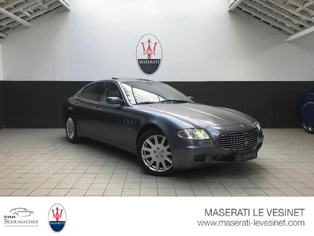 occasion maserati quattroporte le v sinet 78 89000 km en vente 25 900 annonce n 00158. Black Bedroom Furniture Sets. Home Design Ideas