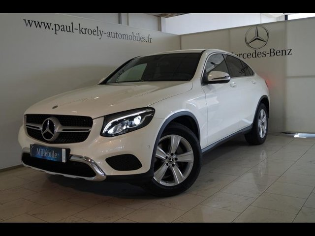 mercedes benzglc coupe occasion350 d 258ch executive 4matic 9g tronic 2017 mulhouse 68 22499. Black Bedroom Furniture Sets. Home Design Ideas