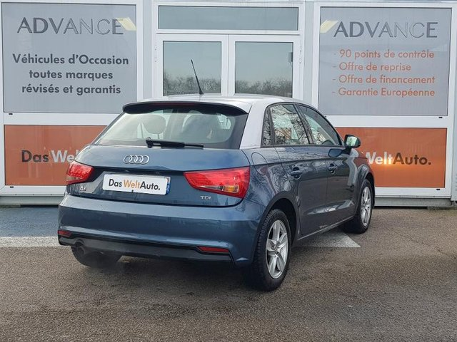 occasion audi a1 sportback chambourcy 78 24800 km en vente 15 990 annonce n advb16924. Black Bedroom Furniture Sets. Home Design Ideas