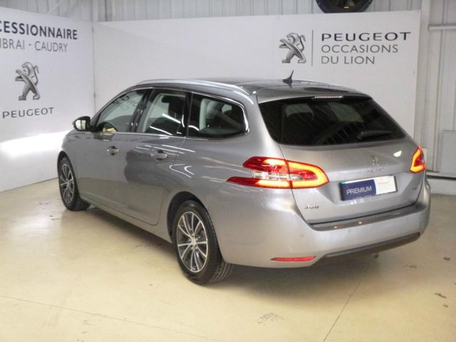occasion peugeot 308 sw cambrai 59 74164 km en vente 17 951 annonce n 25921. Black Bedroom Furniture Sets. Home Design Ideas