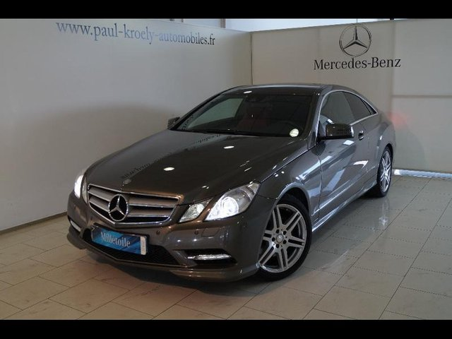 mercedes benz classe e coupe occasion 350 cdi be executive 7gtro fueltype 2012 par kroely 22379. Black Bedroom Furniture Sets. Home Design Ideas